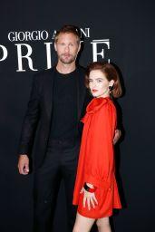 Zoey Deutch - Giorgio Armani Prive Haute Couture F/W 19/20 Show in Paris