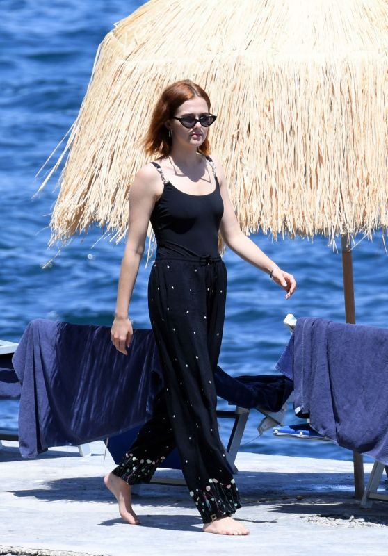 Zoey Deutch in Ischia 07/15/2019