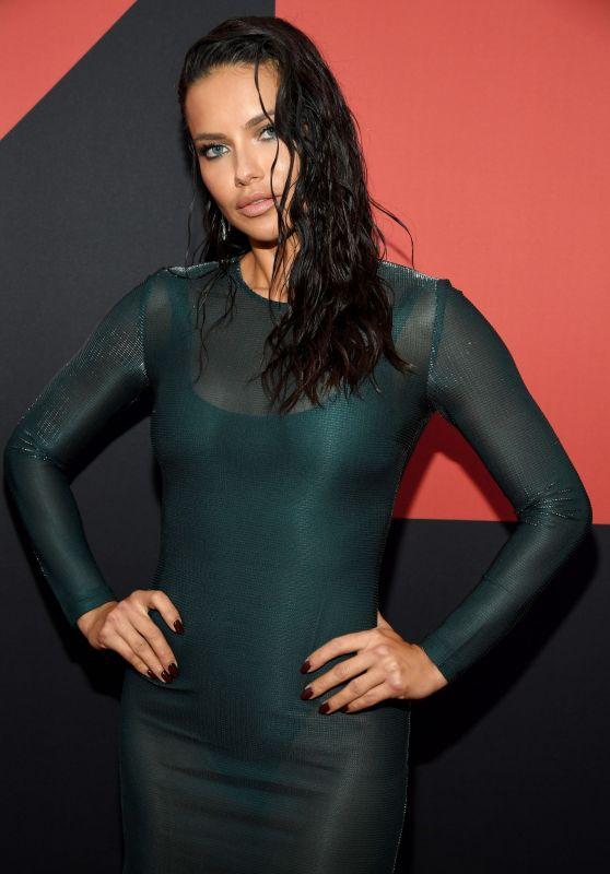 Adriana Lima – 2019 MTV Video Music Awards in Newark