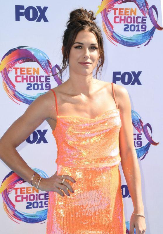 Alex Morgan – FOX's Teen Choice Awards 2019