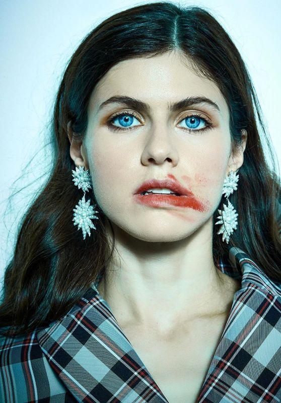 Alexandra Daddario - Photoshoot August 2019