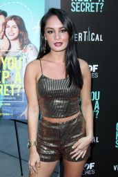 "Alexis Joy – ""Can You Keep a Secret"" Premiere in LA"