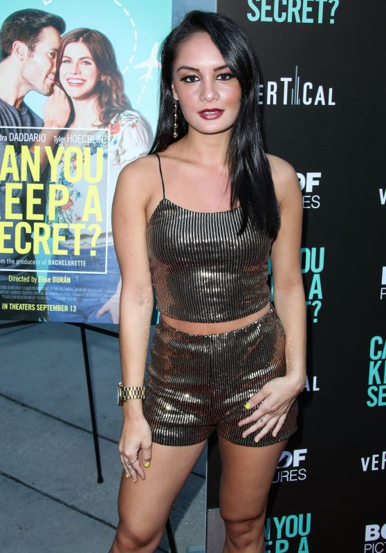 "Alexis Joy – ""Can You Keep a Secret"" Premiere in LA"