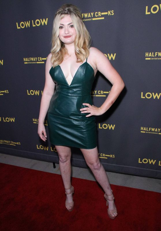 "Alexis Raich – ""Low Low"" Premiere in Hollywood"