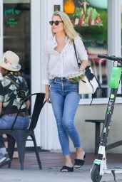Ali Larter - Out in Santa Monica 08/19/2019