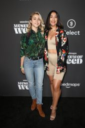 Alicia Naomi – Weedmaps Museum of Weed Exclusive Preview Celebration in Hollywood 08/01/2019