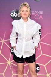 Amanda AJ Michalka – ABC TCA Summer Press Tour in West Hollywood 08/05/2019