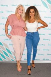 """Amber Gill - """"This Morning"""" TV Show in London 08/07/2019"""