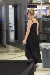 Amber Heard - LAX Airport in LA 08/15/2019