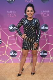 Amirah Vann – ABC TCA Summer Press Tour in West Hollywood 08/05/2019