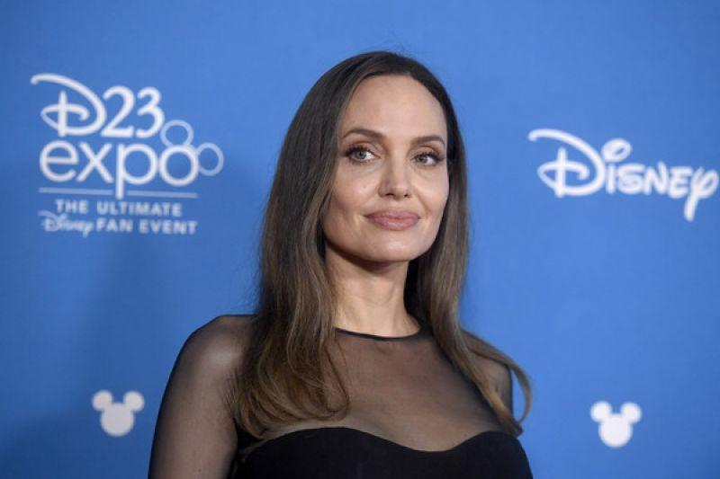 Angelina Jolie D23 Disney Event In Anaheim 08 24 2019