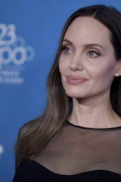Angelina Jolie – D23 Disney+ Event in Anaheim 08/24/2019