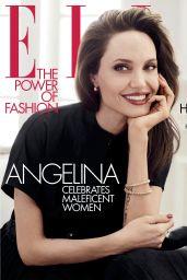Angelina Jolie - ELLE Magazine USA September 2019 Issue