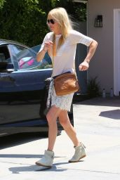 """Anna Faris – InStyle's """"Day of Indulgence"""" Party in Brentwood"""