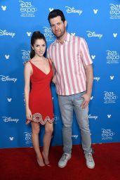 Anna Kendrick – D23 Disney+ Event in Anaheim 08/23/2019