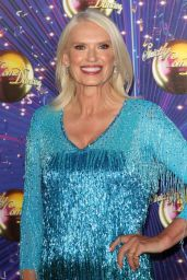 """Anneka Rice – """"Strictly Come Dancing"""" TV Show Launch in London 08/26/2019"""