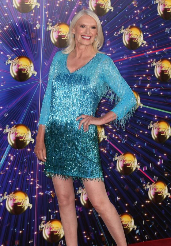 "Anneka Rice – ""Strictly Come Dancing"" TV Show Launch in London 08/26/2019"