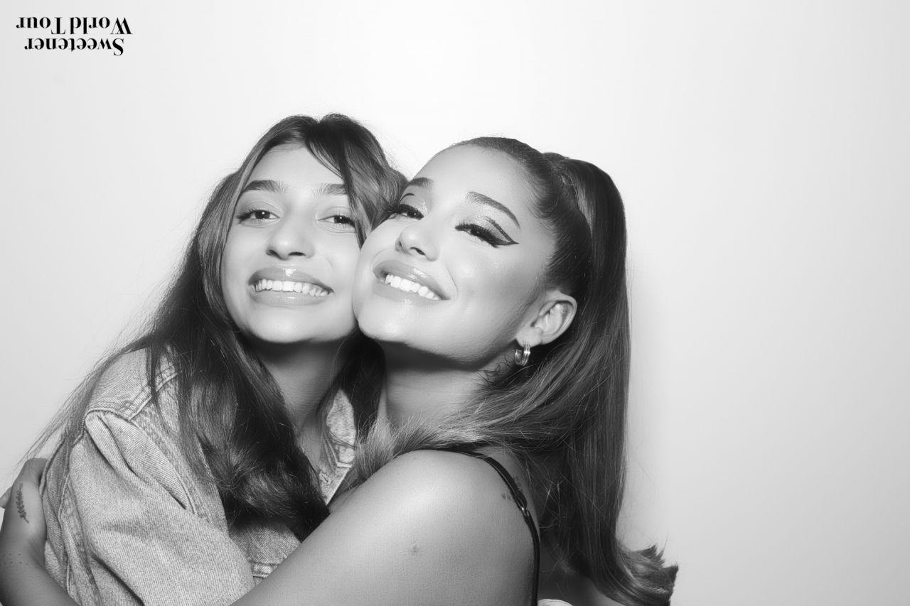Ariana Grande Sweetener World Tour Meet Greet In Amsterdam 08 24 2019 Celebmafia