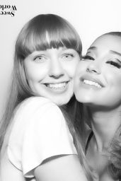 Ariana Grande - Sweetener World Tour Meet & Greet in Amsterdam 08/24/2019