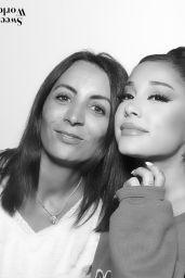 Ariana Grande - Sweetener World Tour Meet & Greet in Paris 08/27/2019
