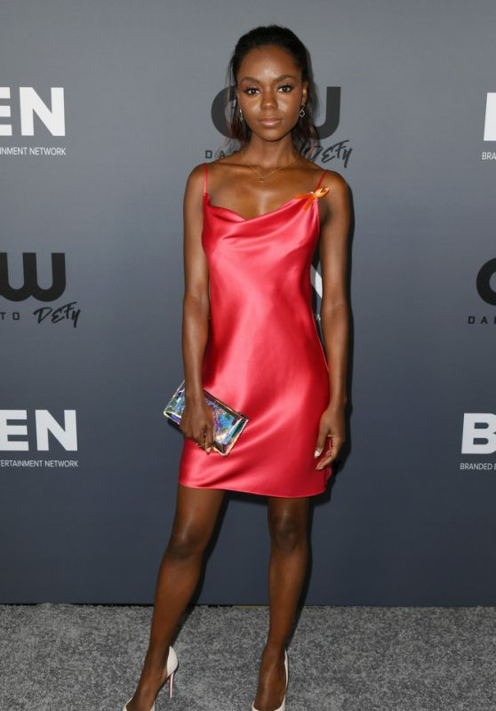 Ashleigh Murray – CW Summer 2019 TCA Party in Beverly Hills