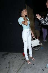 Audreyana Michelle Night Out Style - The Nice Guy Nightclub in West Hollywood 08/23/2019