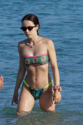 Aurora Ramazzotti in a Bikini 08/02/2019