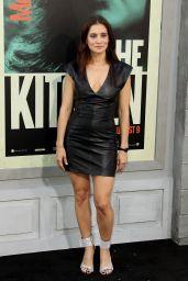 "Bárbara Lombardo – ""The Kitchen"" Premiere in Los Angeles 08/05/2019"