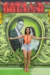 """Becky G - Promoting Her New Song """"Dollar"""" in Miami"""
