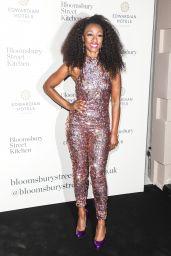 Beverley Knight – Bloomsbury Street Kitchen Restaurant Launch Party in London