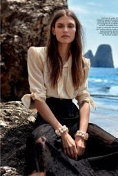 Bianca Balti – Vogue Spain September 2019 Issue