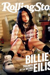 Billie Eilish - Petra Collins Photoshoot for Rolling Stone August 2019