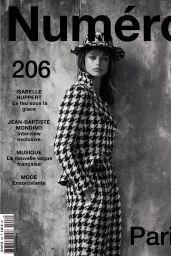 Birgit Kos - Numero Magazine France September 2019