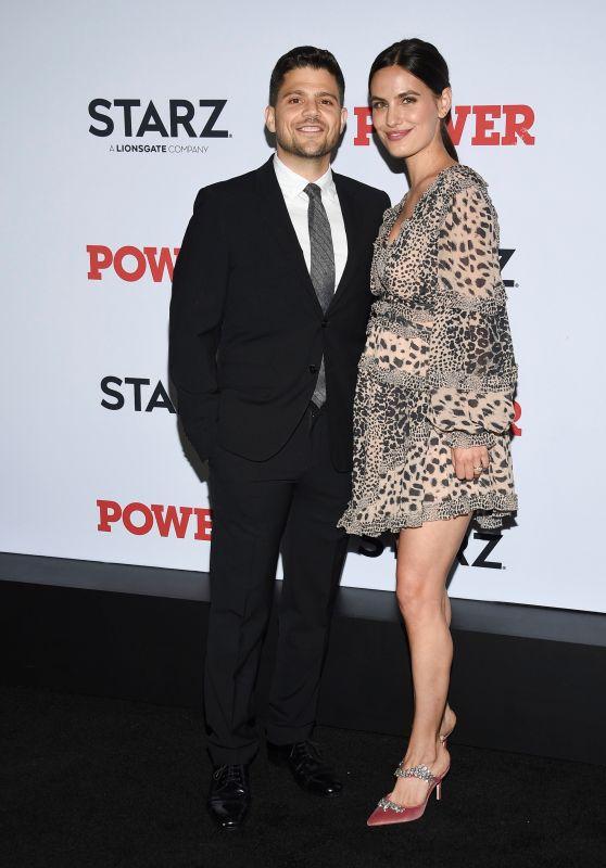 """Breanne Racano – """"Power"""" TV Show Final Season Premiere in New York"""