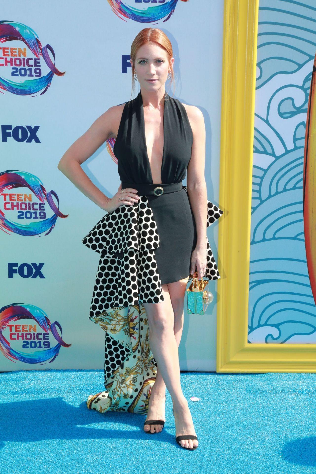 Brittany Snow – FOX's Teen Choice Awards 2019