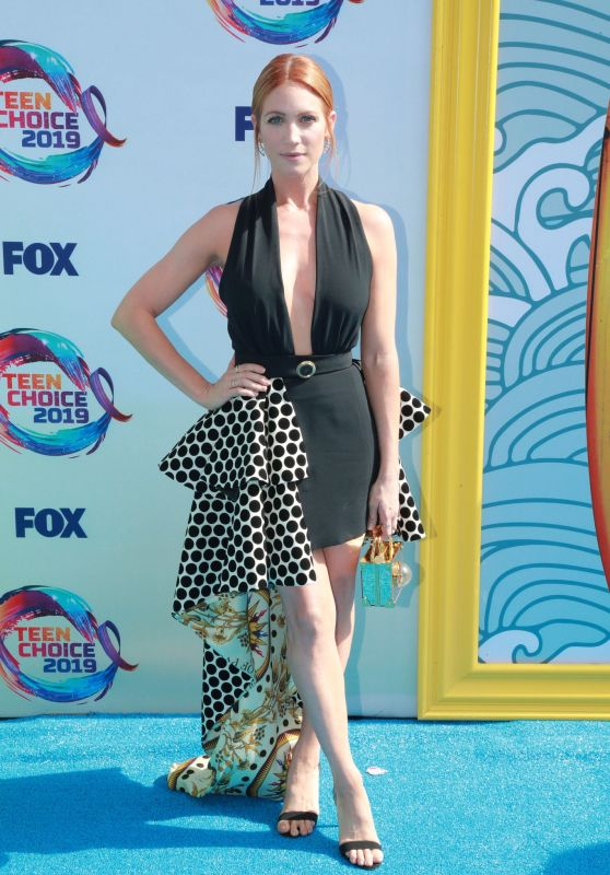 Brittany Snow – FOX's Teen Choice Awards 2019