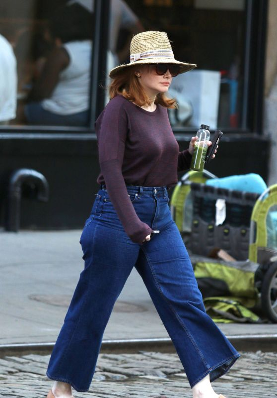 Bryce Dallas Howard - Out in NYC 08/13/2019