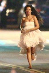 Camila Cabello - Films a New Music Video in LA 08/13/2019