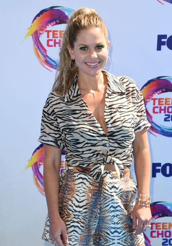 Candace Cameron-Bure – FOX's Teen Choice Awards 2019