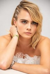 "Cara Delevingne - ""Carnival Row"" Press Conference in Beverly Hills"