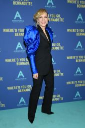 "Cate Blanchett – ""Where'd You Go, Bernadette"" Screening in NYC"