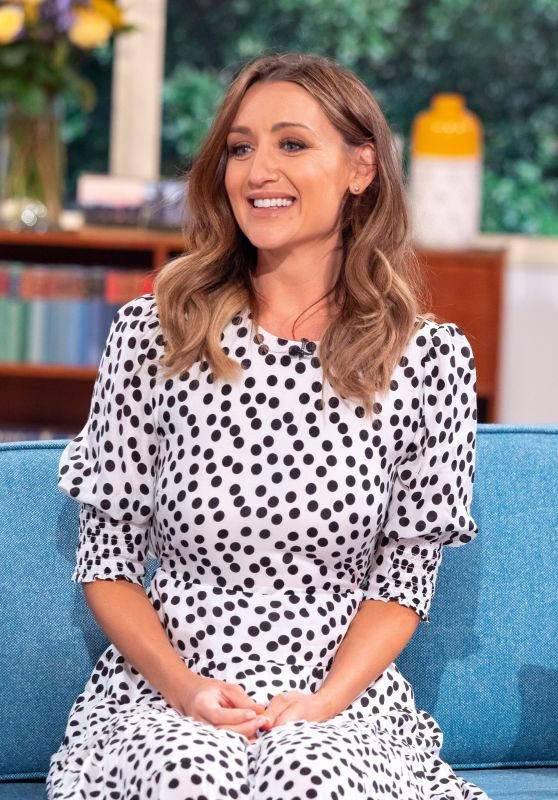"Catherine Tyldesley - ""This Morning"" TV Show in London 08/01/2019"