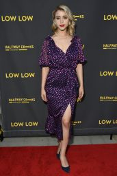 "Caylee Cowan – ""Low Low"" Premiere in Hollywood"