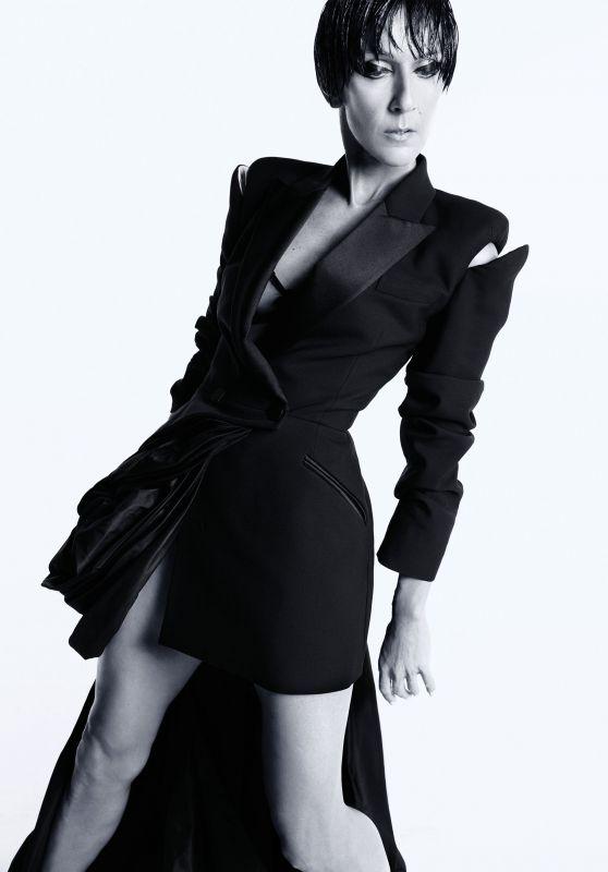 Celine Dion - Harper's Bazaar US September 2019