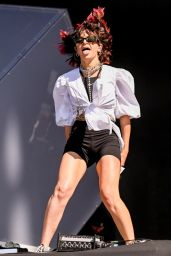 Charli XCX - Performing Live at Reading Festival 2019