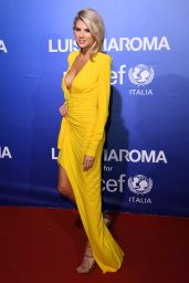 Charlotte McKinney - UNICEF Summer Gala in Porto Cervo