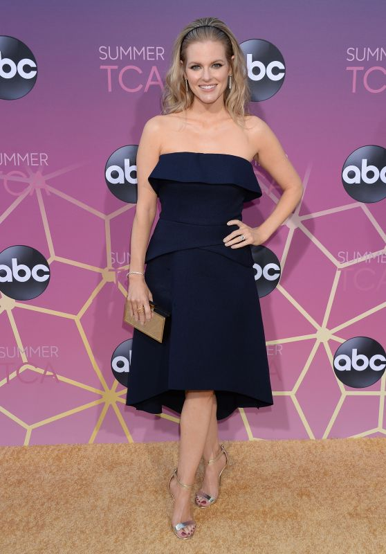 Chelsey Crisp – ABC TCA Summer Press Tour in West Hollywood 08/05/2019