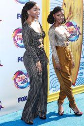 Chloe Bailey and Halle Bailey – FOX's Teen Choice Awards 2019