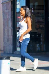 Christina Milian - Out in Los Angeles 08/21/2019
