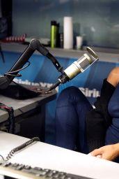 Christina Milian - SiriusXM Studios in NYC 08/26/2019